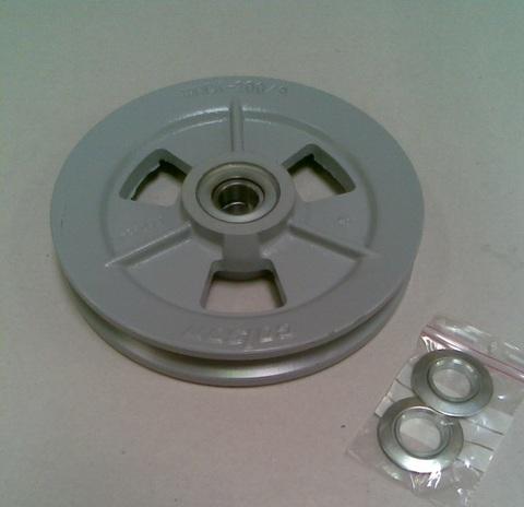 24800467 Шкив для троса для подъёмной балки SAC115H