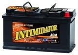 Аккумулятор Deka INTIMIDATOR 9A49  ( 12V 92Ah / 12В 92Ач ) - фотография