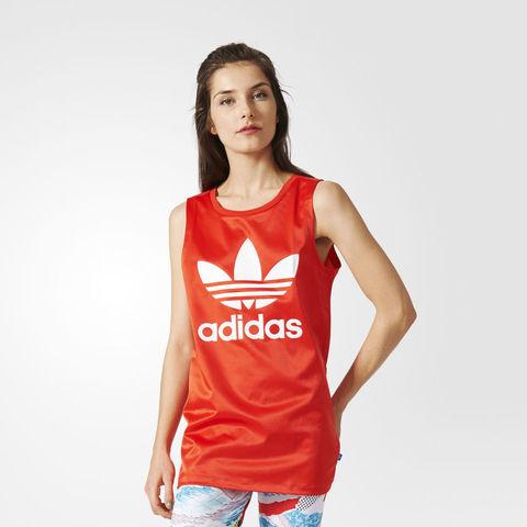 Спортивная майка женская adidas ORIGINALS LOOSE TANK