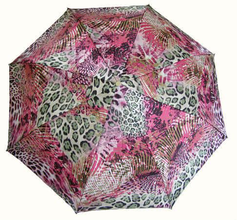 Зонт женский складной Pasotti 257-P115 Bars