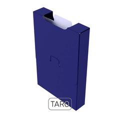 Органайзер для карт Uniq Card-File Taro - 20 mm (Синий)