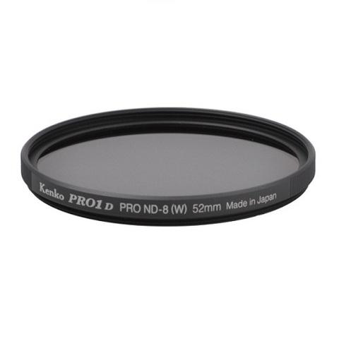 Нейтрально-серый фильтр Kenko Pro 1D ND8 W на 55mm