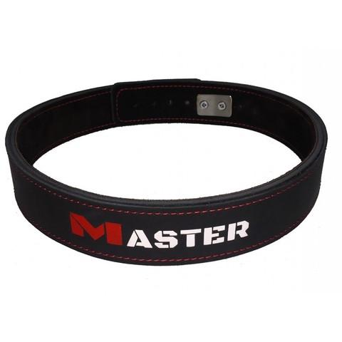 Ремень MASTER для жима с карабином (6см)