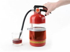 Диспенсер для напитков Огнетушитель, фото 4