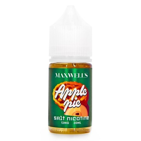 Apple pie by Maxwell`s salt 30мл
