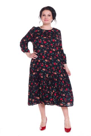 Платье-5837