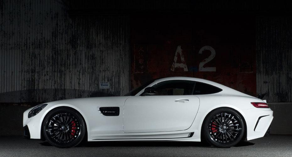 Обвес WALD Black Bison для Mercedes AMG GT