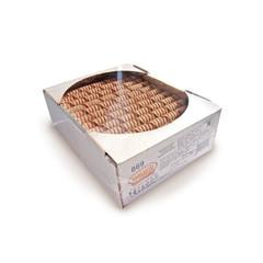 Вафельные трубочки Семейка Озби со вкусом шоколада 650 г