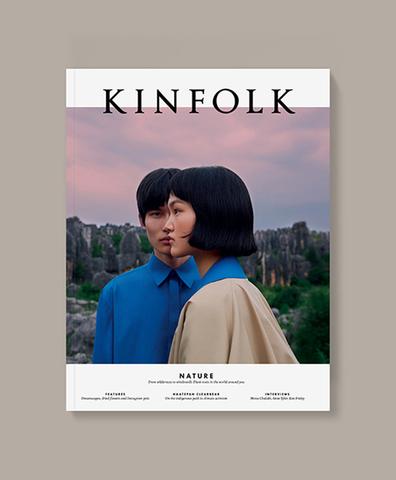 Журнал Kinfolk vol.37 английский