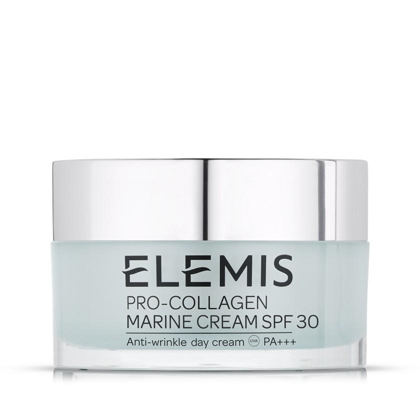 Крем для лица Elemis Pro-Collagen Marine Cream SPF30 PA+++ 50 мл