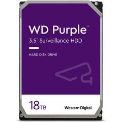 Диск Western Digital 18TB Purple 7200 rpm SATA III 3.5
