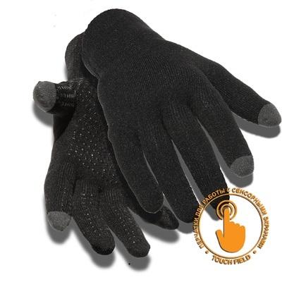 Мембранные вязанные перчатки Merino Wool
