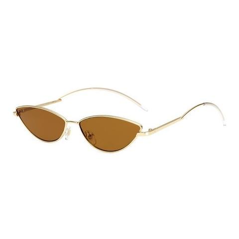 Солнцезащитные очки 899001s Коричневый - фото