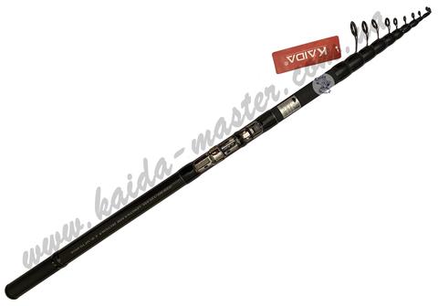 Удилище матчевое Kaida Silver Hawk длиной 4,4 метра