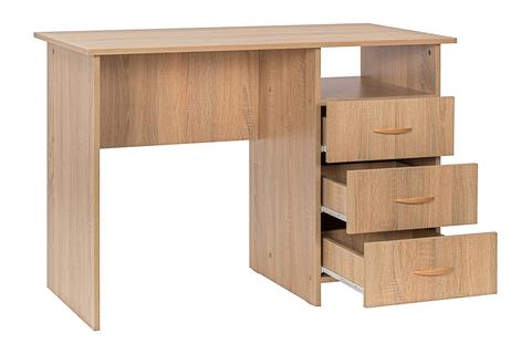Письменный стол Комфорт 10 СК Моби дуб сонома
