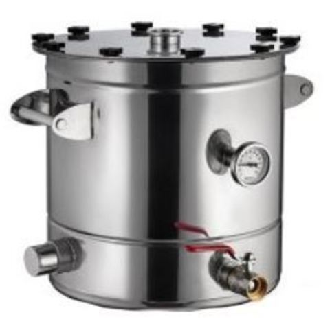 Перегонный куб AquaGradus Универсал объем 30 литров (на болтовых соединениях)