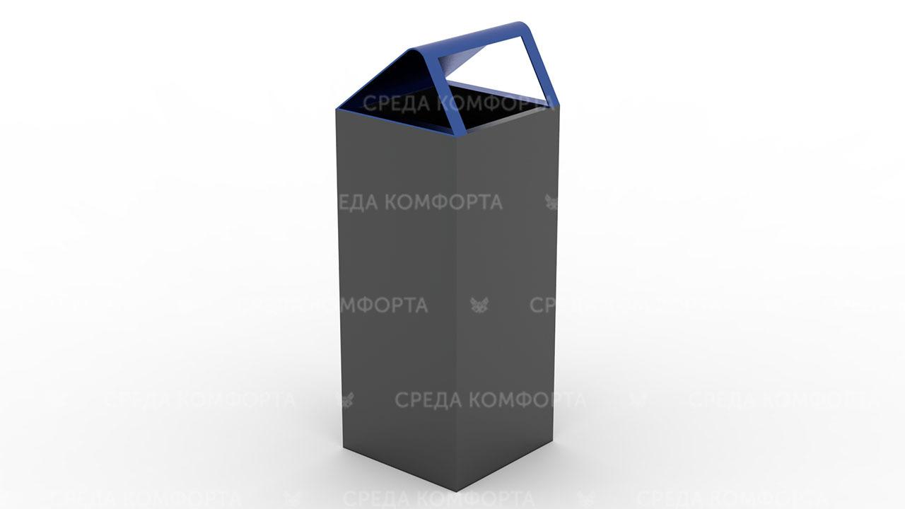 Урна металлическая уличная URN0120