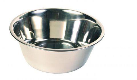 TRIXIE 24842 Миска д/собак, металл 0,75л*ф15см