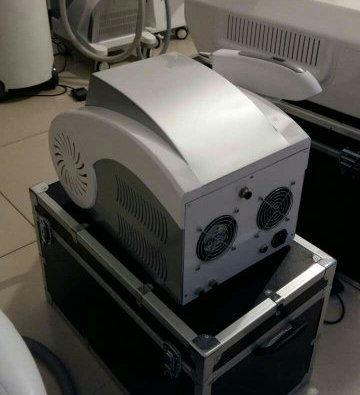 Неодимовый лазер для удаления татуировок