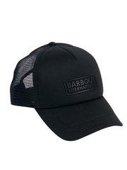 Barbour бейсболка  B.Intel Heli Trucker Cap Black MHA0476/BK11