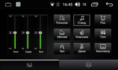 Штатная магнитола FarCar Winca s170 для Skoda Yeti 09+ на Android (L305)
