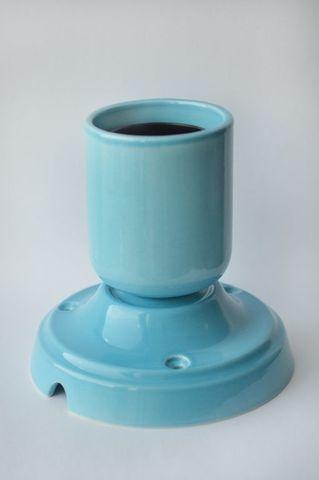 Спот керамический голубой S1 Light Blue