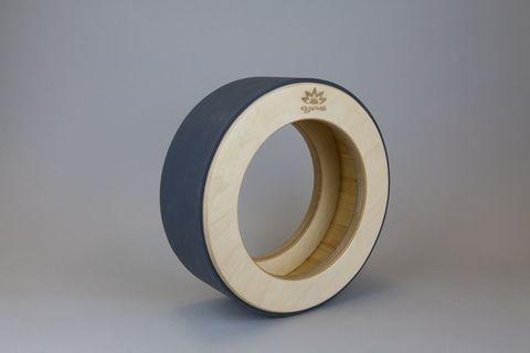Йога-колесо Dharma Carbon (28,5 см)