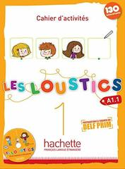Les Loustics 1 Cahier + CD