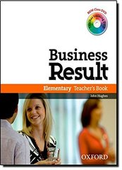 BUSINESS RESULT ELEM TB & DVD PACK