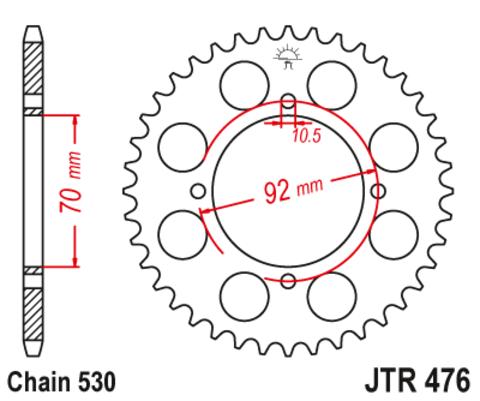 JTR476