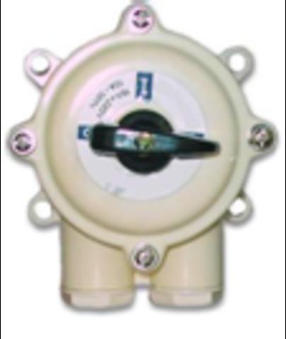 Пакетный переключатель ПП 4-40/Н2 4П 40А 220В IP56 TDM