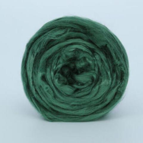 Вискоза для валяния (Троицкая) 112 зеленый, фото