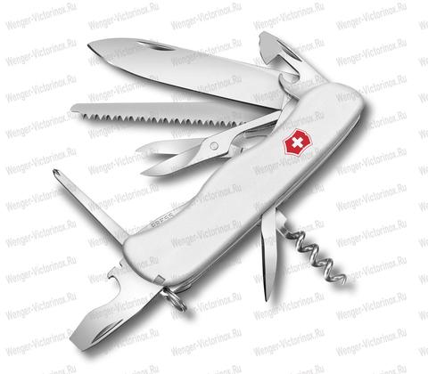 Складной нож Victorinox Outrider White (0.8513.7R) 111 мм., 14 функций, цвет белый - Wenger-Victorinox.Ru