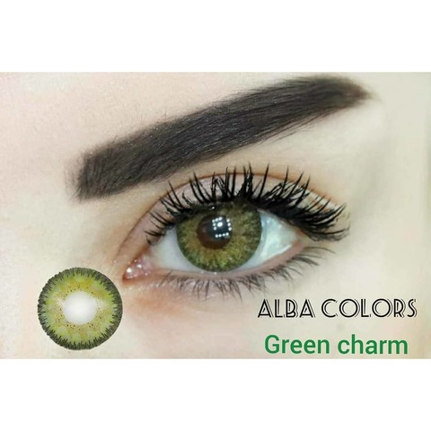 Alba Colors™ GREEN SHARM