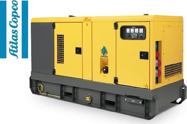 Дизельная электростанция (генератор) Atlas Copco QAS 80 FLX