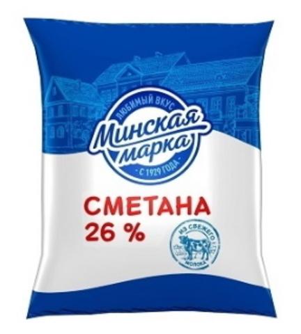 Белорусская сметана