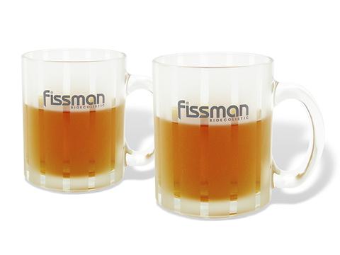 9305 FISSMAN Кружки 2 шт / 350 мл,  купить