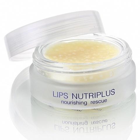 Eldan Lips nutriplus, Питательный бальзам для губ, 15 мл.