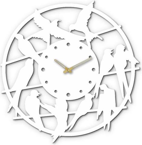 Настенные часы Михаил Москвин  Ласточки 1