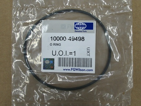 Сальник крепления турбокомпрессора / O RING АРТ: 10000-49498