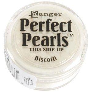 Пигментный порошок  Ranger Perfect Pearls -Biscotti