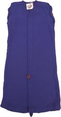 Спальный мешок для новорожденных,  0-3/4 мес (44-56/62 см), Синий