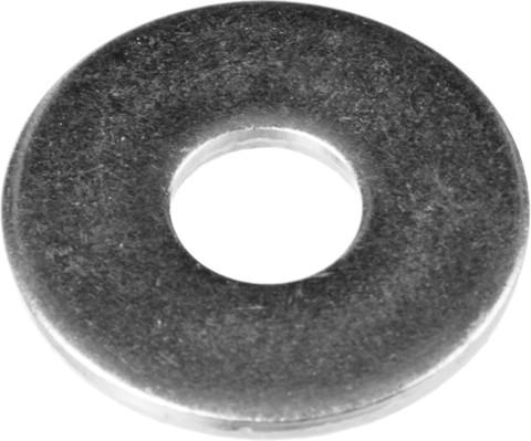 Шайба DIN 9021 кузовная, 20 мм, 5 кг, оцинкованная, ЗУБР