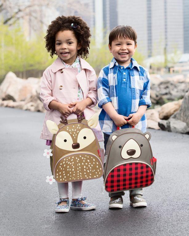 Рюкзак детский Skip Hop Zoo Медведь