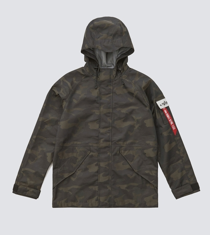 Alpha Industries ECWCS Torrent Camo Jacket