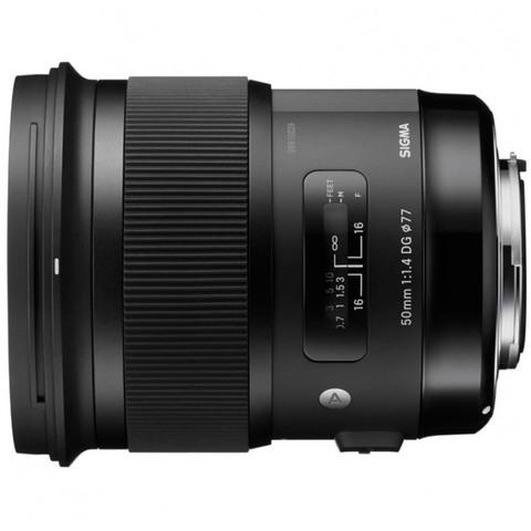 Sigma AF 50mm F/1.4 DG HSM |A L-MOUNT