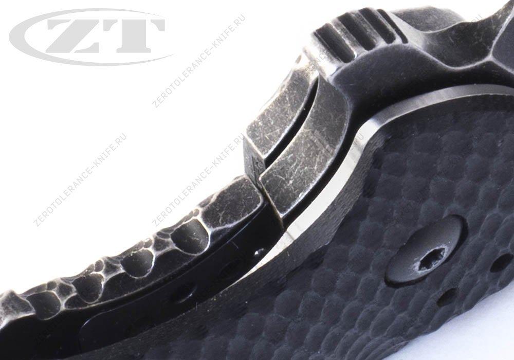 Нож Zero Tolerance 0560BW Hinderer - фотография