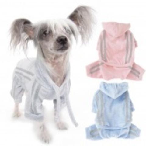SALE* 080 PA-OR - Велюровые костюмы для собак