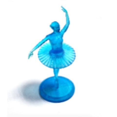 Фотополимер HARZ Labs Model Resin, синий (500 гр)