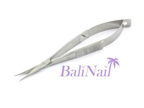 Ножницы для кожи (матовые) - прямые